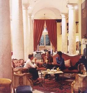 Café Histoire Garibaldi, Genua